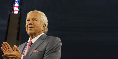Philanthropist Robert Kraft donated $6 m to build Jerusalem's new sports complex